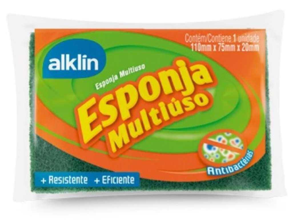 ALKLIN - ESPONJA MULTIUSO - UN