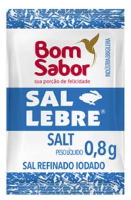 BOM SABOR - SACHE SAL - CX.2000UN